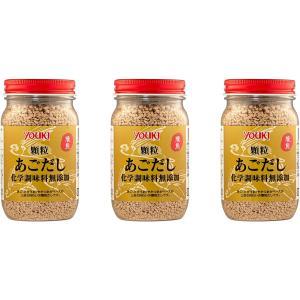 ユウキ食品 化学調味料無添加のあごだし 400g ×3個  【YOUKI 顆粒 マコーミック 和風だし 和食】|tabemon-dikara