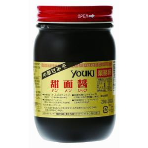 ユウキ食品 甜面醤(中華甘みそ) 500g×12個    【YOUKI マコーミック 中華調味料 テンメンジャン 国内製造 業務用 ケース販売】|tabemon-dikara