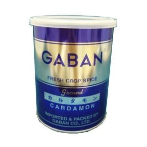 GABAN カルダモンパウダー(缶) 150g   【スパイス ハウス食品 香辛料 粉 業務用 Ca...