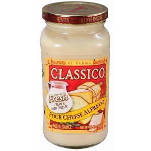 ハインツ クラシコ 4チーズアルフレッド 420g    【HEINZ CLASSICO 調味料 パスタソース リゾット】|tabemon-dikara