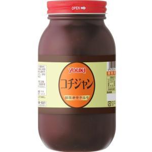 ユウキ食品 コチジャン 1kg×12個   【YOUKI 韓国調味料 コチュジャン 唐がらしみそ 辛味噌 辛みそ】 tabemon-dikara