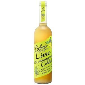 ユウキ食品 コーディアル ライム&レモングラス 500ml×6本   【YOUKI ハーブ飲料 ノンアルコール】|tabemon-dikara