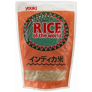 ユウキ食品 インディカ米(バスマティ)  500g  【YOUKI パキスタン産 世界の食材 エスニック料理 香り米】|tabemon-dikara