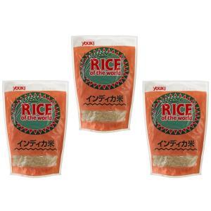 ユウキ食品 インディカ米(バスマティ)  500g×3袋  【YOUKI パキスタン産 世界の食材 エスニック料理 香り米】|tabemon-dikara