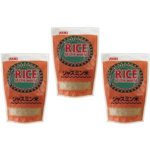 ユウキ食品 ジャスミン米(香り米)  500g×3袋  【YOUKI タイ産 世界の食材 エスニック料理】|tabemon-dikara