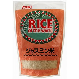 ユウキ食品 ジャスミン米(香り米)  500g×10袋  【YOUKI タイ産 世界の食材 エスニック料理】|tabemon-dikara