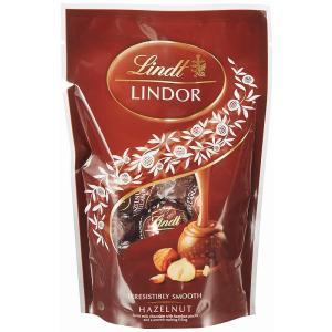 リンツ(Lindt)  リンドール ヘーゼルナッツパック 60g×12袋   【個包装 高級チョコレート トリュフチョコ】|tabemon-dikara