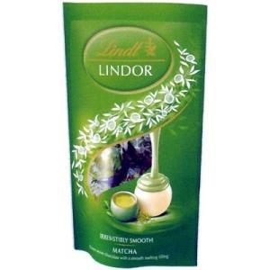 リンツ(Lindt)  リンドール 抹茶パック 60g×12袋   【個包装 六甲バター QBB スイス 高級チョコレート トリュフチョコ】|tabemon-dikara