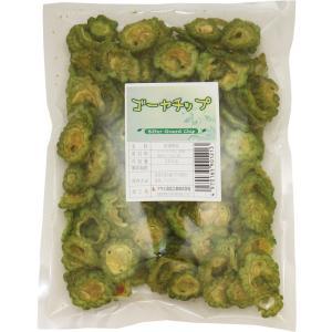 世界の乾燥野菜 ベトナム産 ゴーヤチップ 200g     【ドライ 干し 乾燥ゴーヤ】|tabemon-dikara