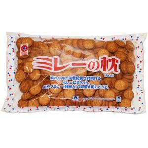 ミレービスケット(ミレーの枕) 800g×6袋  【野村煎豆加工店 高知 お菓子 駄菓子 ファミリーサイズ】|tabemon-dikara
