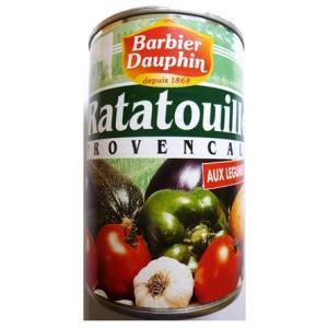 世界美食探究 フランス産 ラタトゥイユ 375g【Ratatouille トマト缶】|tabemon-dikara