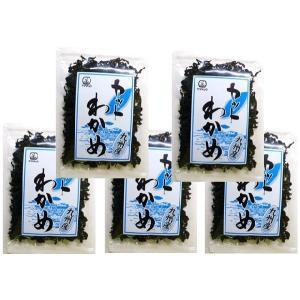 九州ひじき屋の 九州産 カットわかめ 20g×5袋 【ヤマチュウ 山忠 国産】 tabemon-dikara