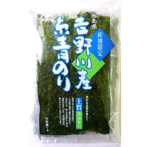 香味満彩 徳島県吉野川産 糸青のり 7g|tabemon-dikara