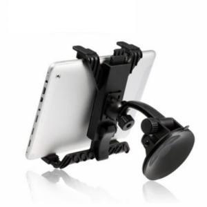 タブレットPCに最適、大型車載マルチホルダー (タブレット スマホアクセサリー iPad)|tabhonpo