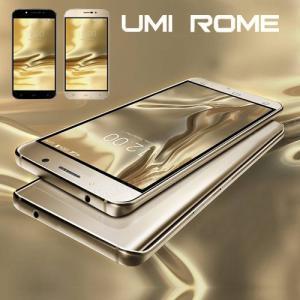 【5.5インチ スマホ】Umi ROME 5.5インチ SIMフリー スマートフォン 4G LTE Android 5.1 3GBRAM 16GB ゴールド【タブレット PC 本体】|tabhonpo