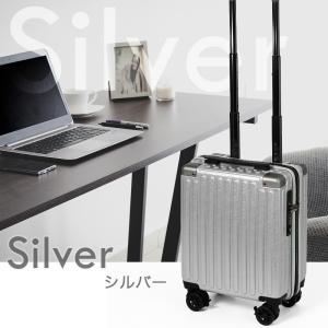 スーツケース SSサイズ 機内持ち込み 100...の詳細画像2