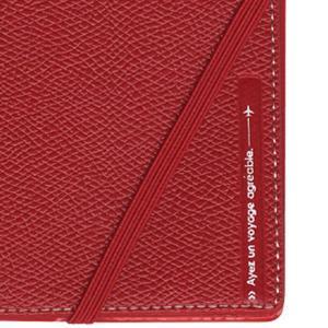 スキミングブロック トラベル パスポートケース...の詳細画像4