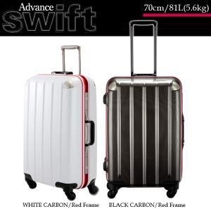 プラスワン スーツケース PLUS ONE アドヴァンス ス...