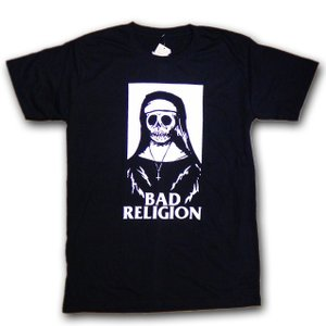 バッド・レリジョン Bad Religion Tシャツ