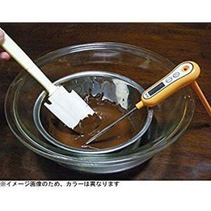 タニタ 温度計 料理 グリーン TT-533 GR スティック温度計|tabito-haruru-store