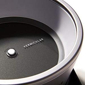 バーミキュラ ライスポットミニ 3合炊き シーソルトホワイト 専用レシピブック付 RP19A-WH|tabito-haruru-store