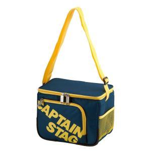 キャプテンスタッグ(CAPTAIN STAG) 保冷バッグ クーラーバッグ スポーツクーラー 5L ...