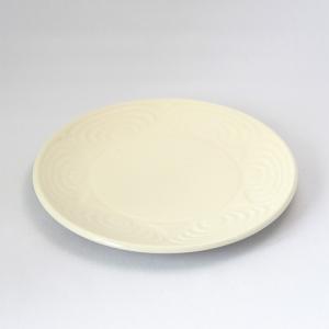 ---  生産地:愛知県瀬戸市 サイズ:直径:182mm×高さ:17mm 素材:陶器(半磁器)  ※...