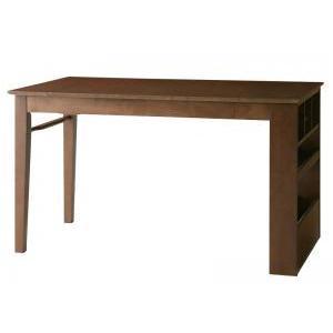 ダイニングテーブル 単品 〔幅135〜170cm〕  収納付きテーブル 伸縮式|table-lukit