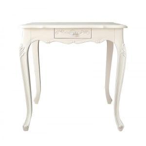 ダイニングテーブル 単品 猫脚 75cm ネコ脚テーブル|table-lukit