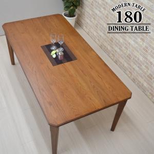 輸入品 テーブル (組立品) 幅1800mm×奥行き900mm×高さ700mm 材質:オーク突板/M...
