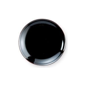 うるし天目 5.0皿(15.3cm) 中華食器 業務用 日本製|tablewareshop