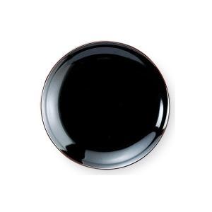 うるし天目 6.0皿(18.5cm) 中華食器 業務用 日本製|tablewareshop