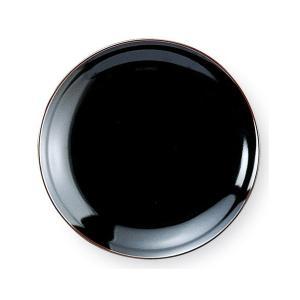 うるし天目 7.5皿(23.3cm) 中華食器 業務用 日本製|tablewareshop
