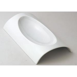 アーチ 30cmアーチベーカー 白い食器 cafe カフェ 食器 業務用 日本製|tablewareshop