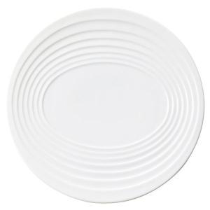 エスカリエ 27.5cmオーバルディナー 白い食器 cafe カフェ 食器 業務用 日本製 tablewareshop