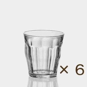 デュラレックス ピカルディー310cc 6個セット DURALEX カフェ 業務用 ガラス 食器 コップ グラス|tablewareshop