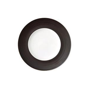 グラシア ブラウン 17cmパン皿 cafe カフェ 食器 業務用 日本製 tablewareshop
