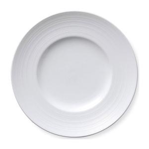 グラシア ビスク風 27cmディナー皿 白い食器 cafe カフェ 食器 業務用 日本製 tablewareshop