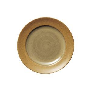 ガイア マスタード 17cmパン皿 cafe カフェ 食器 業務用 日本製|tablewareshop