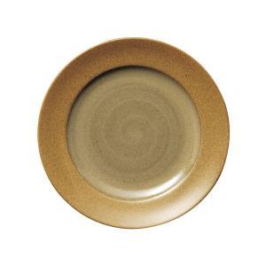 ガイア マスタード 21cmデザート皿 cafe カフェ 食器 業務用 日本製|tablewareshop