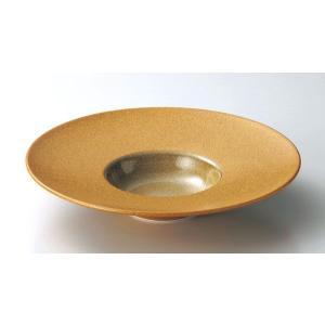 ガイア マスタード 26cm平型スープ tablewareshop
