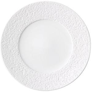 ディナー皿セレクション コーラルビスク(CORAL BISQUE)27cmディナー 白い食器 cafe カフェ 食器 業務用 皿 日本製 tablewareshop