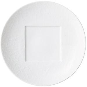 ディナー皿セレクション クロス(CLOTH)27cmディナー 白い食器 cafe カフェ 食器 業務用 皿 日本製 tablewareshop