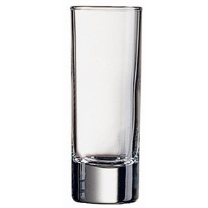 イスランド Island ショット 60ml (φ38×H105) アミューズグラス|tablewareshop
