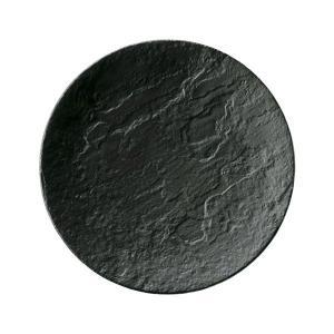 メテオ 20cmデザート皿BK(ブラック) tablewareshop