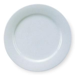 """ロイヤルセラム 10""""ディナー皿(25.7cm) 白い食器 cafe カフェ 食器 業務用 日本製 tablewareshop"""