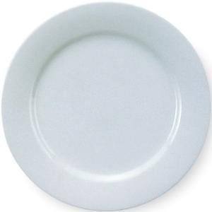 """ロイヤルセラム 11""""ディナー皿(28.7cm) 白い食器 cafe カフェ 食器 業務用 日本製 tablewareshop"""