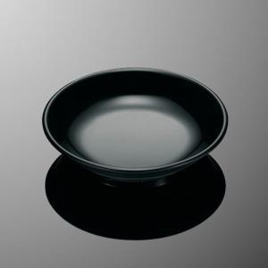 餃子たれ小皿 黒 業務用 メラミン 樹脂 中華 ラーメン ギョウザ|tablewareshop
