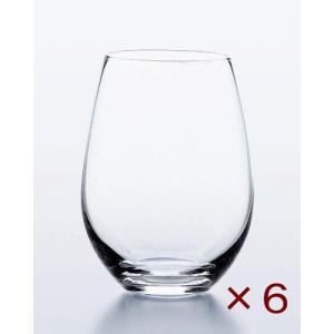 ウォーターバリエーション 12タンブラー(360ml) 6個セット東洋佐々木ガラス ステムレスワイングラス 日本製|tablewareshop