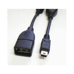 (メール便対応)USB変換ロングケーブル/USBメス→MINIUSBオス タブレット付属品 アクセサリー|tabtab